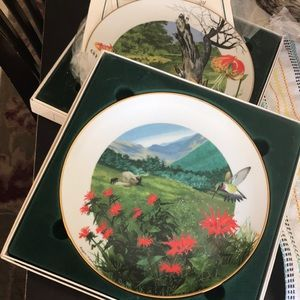 Royal Windsor hang plates